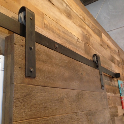 Barn Door Closeup